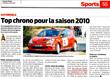 Presse Océan 5 mars 2010